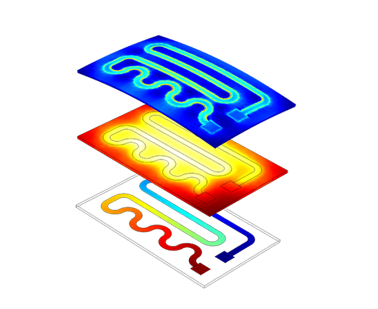 COMSOL Multiphysics_2D and 3D Heat Transfer