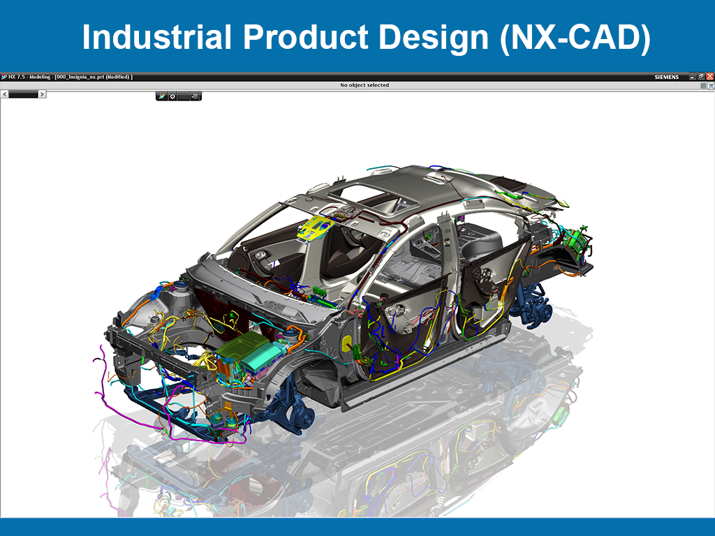 Industrial Product Design (NX-CAD)