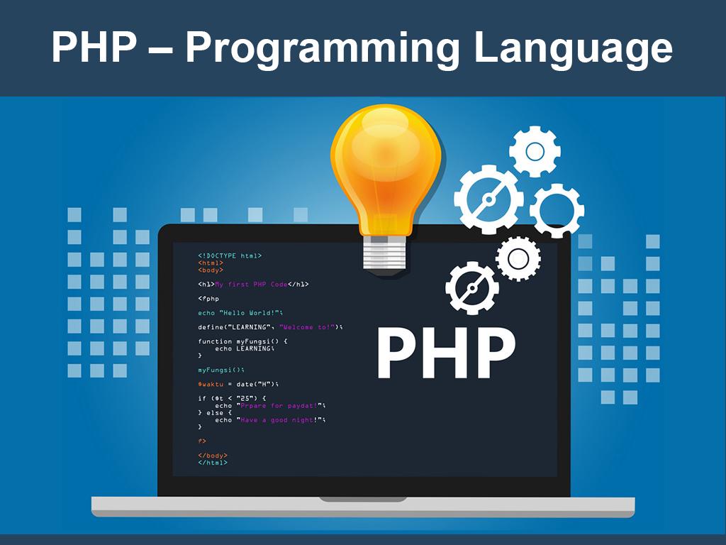 PHP – Programming Language